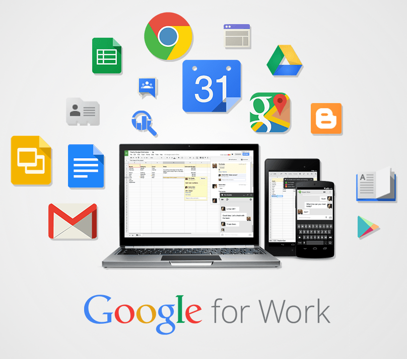 Google Apps for Business All Icons (1)